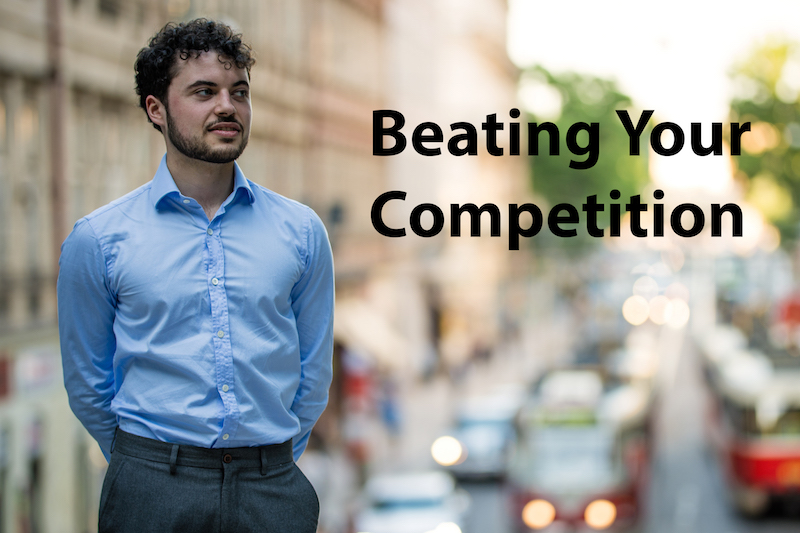 The Secret to Beating Your Business Competition
